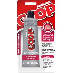 Amazing GOOP 160012 Adhesive - for Automotive Plastic