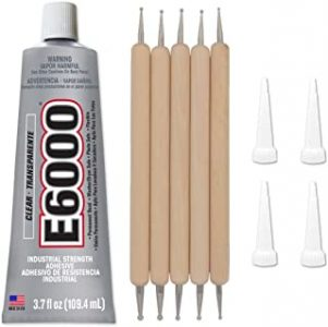 E6000 Bundled Brands Industrial Strength Crafting Adhesive