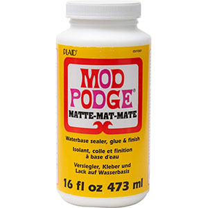 Mod Podge CS11302 Waterbase Sealer
