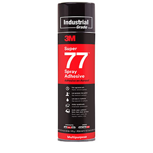 3m Multi-Purpose Spray Adhesive - Best for Large Surface Areas