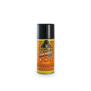 Gorilla Heavy Duty Spray Adhesive – for Mirrors on Wood