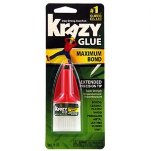 Krazy Glue Maximum Bond