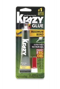 Maximum Bond Crazy Glue - Best All Around Super Glue