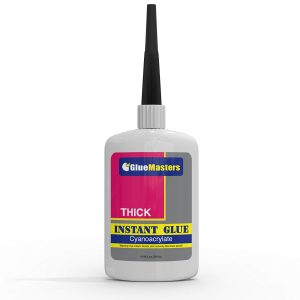 Glue Masters Professional Grade Cyanoacrylate – Super Glue for Acrylics