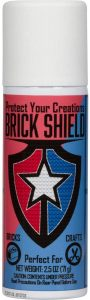 BrickShield Brick Glue Adhesive Spray — Excellent Protection for Your Creations