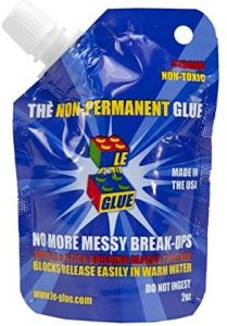 Le-Glue — Best Lego Glue with No Block Damage