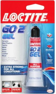 Loctite GO2 Gel Super Glue