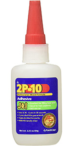 FastCap 80070 2P-10 All-Purpose Jel Adhesive
