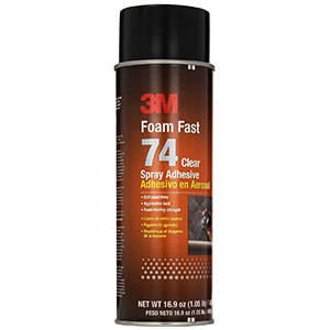 3M Foam Spray Adhesive