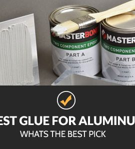 Best Glue for Aluminum