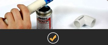 best glue for pvc pipe