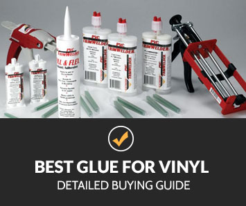 best glue for vinyl