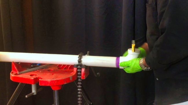 How to Glue PVC Pipes