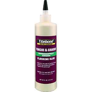 Titebond 2104 Tongue and Groove Glue