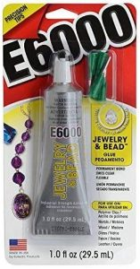 E6000 Jewelry And Bead Adhesive