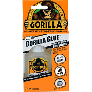Gorilla White Waterproof Polyurethane Glue