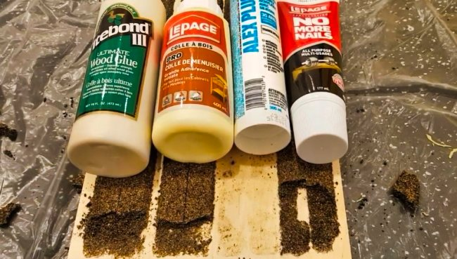 Types of Glue for Cork