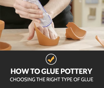 How to Glue Pottery