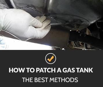 How to Patch a Gas Tank