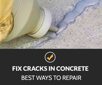 Fix Cracks in Concrete Instantly